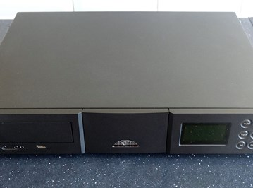 Naim Uniti 1, boxed with all accessories, display dark