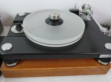 VPI Scout Turntable with JMW Tonearm