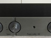 Pass Labs X2 Preamplifier
