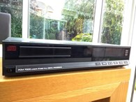 Mission PCM 7000 CD Player (Pre Cyrus)