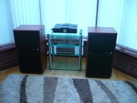 lowther acousta 115 , with new dx3s, superb condition.