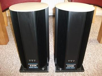 Musical Fidelity 550K Supercharger Monoblocks
