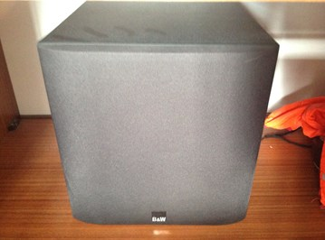 B&W ASW 610 Subwoofer