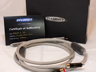 Dynamique Halo 2 Pure silver interconnects - 1m pair