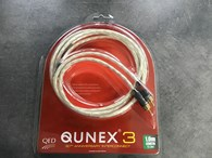QED Qunex Interconnect cable