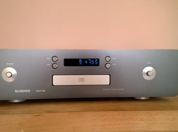 SUGDEN CD21SE IN GRAPHITE