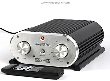 WANTED: Musical Fidelity x-p100 (working or faulty)