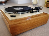 Goldring G75 idler drive turntable